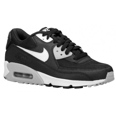 the best attitude 9b0f6 1656d Nike Air Max 90 - Women's - Running - Shoes - Black/Wolf  Grey/White-sku:16730012