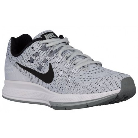 Nike Air Zoom Structure 19 - Women's - Running - Shoes - Pure Platinum/White/Cool Grey/Black-sku:06584002