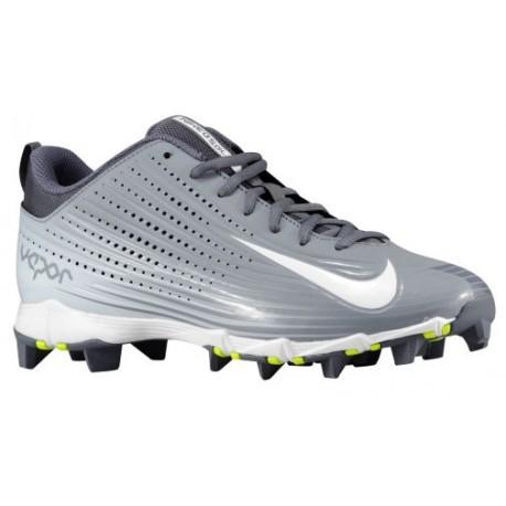 Nike Vapor Keystone 2 Low - Men's - Baseball - Shoes - Stealth/White/Light Graphite-sku:4698011