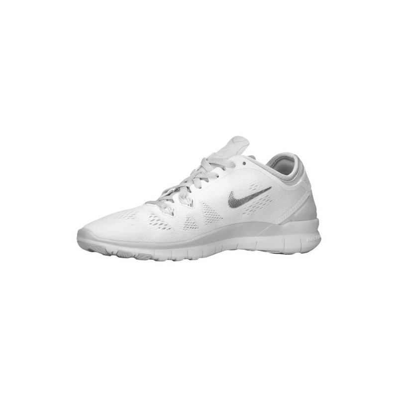 ... Nike Free 5.0 TR Fit 5 - Women's - Training - Shoes - White/Pure ...
