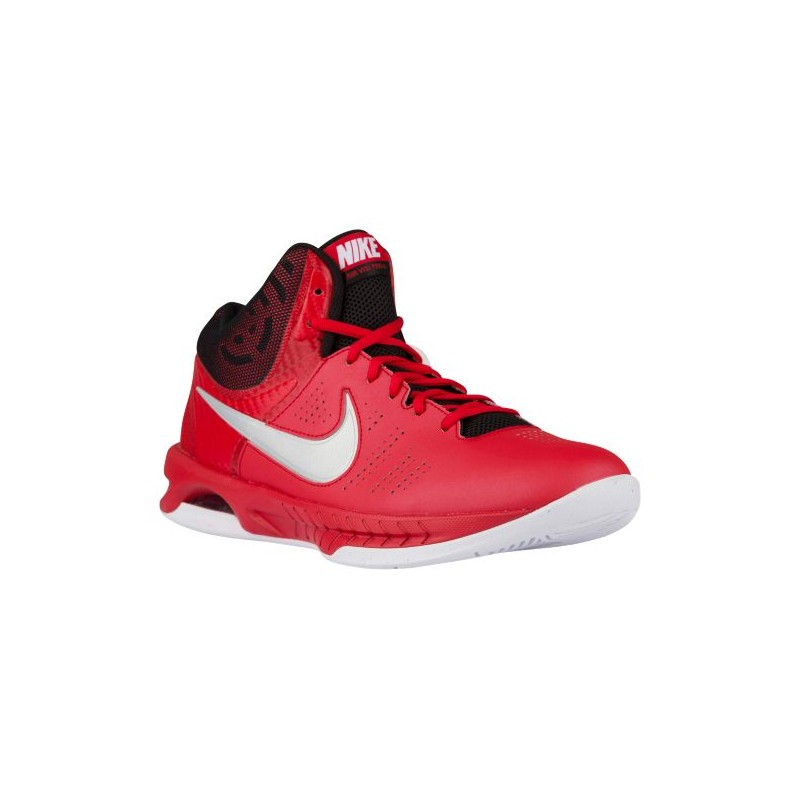 Nike Air Visi Pro VI - Men's - Basketball - Shoes - University Red/Black ...