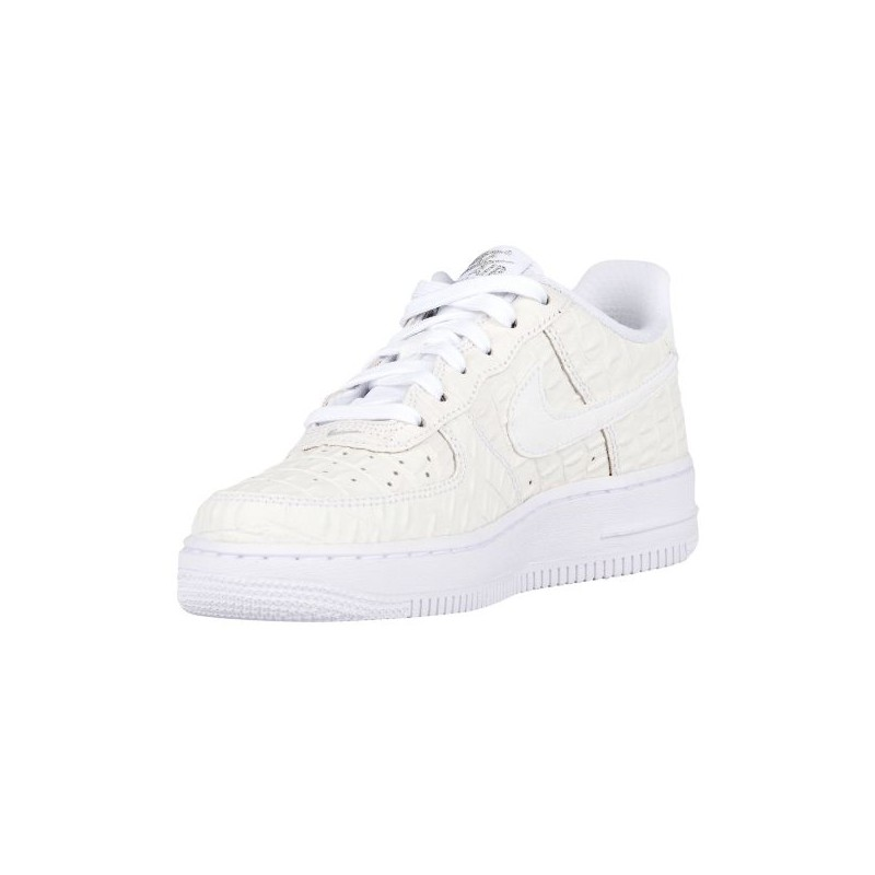 cb2d0c6cb60 ... Nike Air Force 1 Low - Boys  Grade School - Basketball - Shoes - White  ...