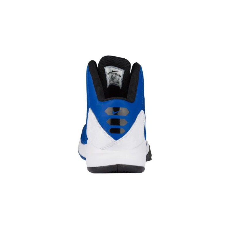 65b65bd9ebaec ... Nike Zoom Without A Doubt - Men s - Basketball - Shoes - Game  Royal White ...