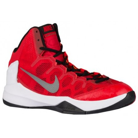 red and black shoes nike,Nike Zoom Without A Doubt Men's