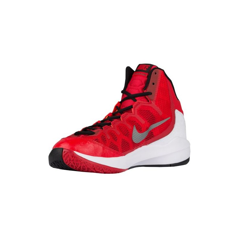 ... Nike Zoom Without A Doubt - Men's - Basketball - Shoes - University Red/ White ...