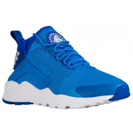 nike huarache blue