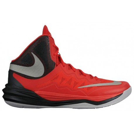 Nike Prime Hype II - Women's - Basketball - Shoes - University Red/Reflective  Silver