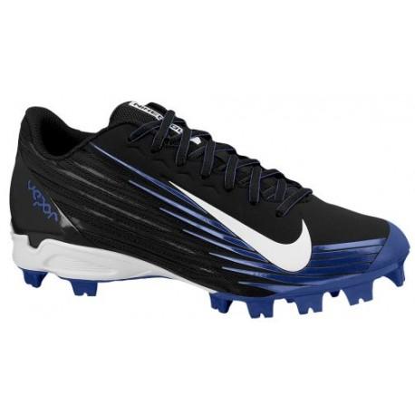 Nike Vapor Strike 2 MCS - Boys' Grade School - Baseball - Shoes - Black/White/Rush Blue-sku:84697014