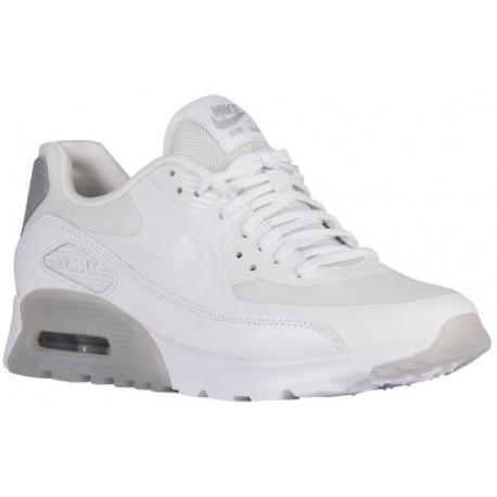 info for 5e668 8a3ab nike air max 90 white white,Nike Air Max 90 Ultra - Women s - Running -  Shoes - White Wolf Grey Metallic Silver White-sku 49811