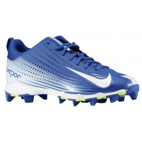 Nike Vapor Keystone 2 Low - Men's - Baseball - Shoes - Rush Blue/White-sku:84698410