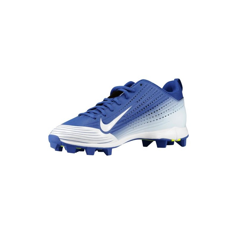 ... Nike Vapor Keystone 2 Low - Men s - Baseball - Shoes - Rush Blue White  ... aa34bb247