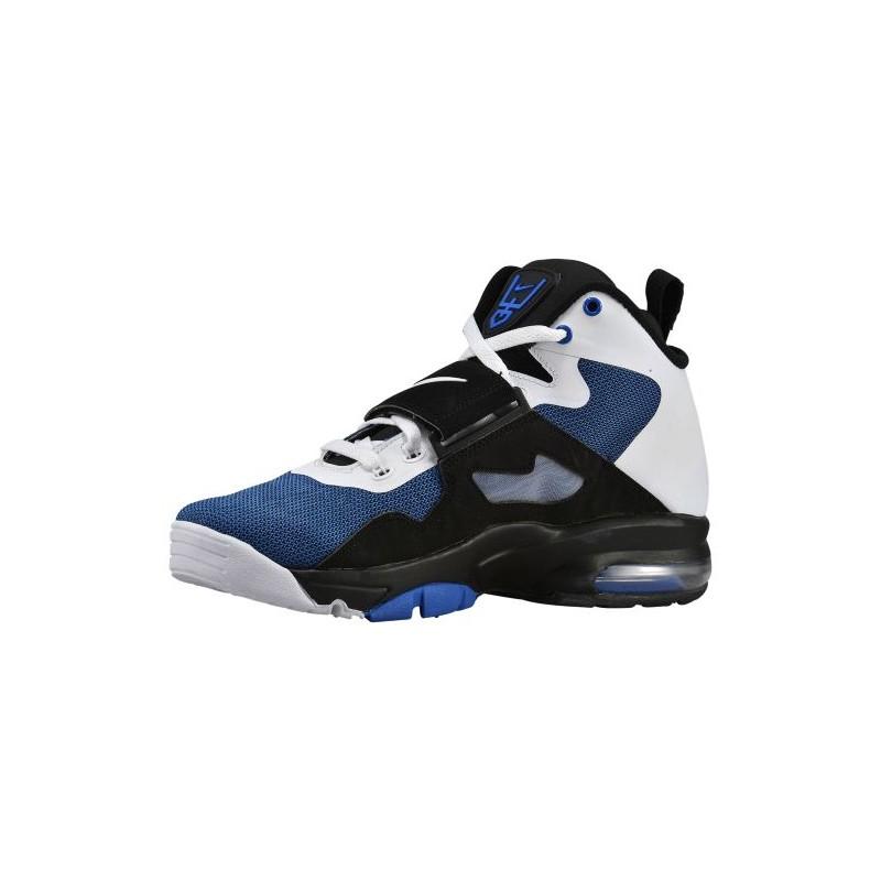 ... Nike Air Diamond Turf VI - Men's - Basketball - Shoes - Black/Hyper  Cobalt ...