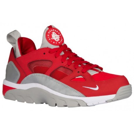 the best attitude 37b99 f1422 Nike Air Trainer Huarache Low - Men's - Training - Shoes - University  Red/White/Met Silver/Met Silver-sku:49447600