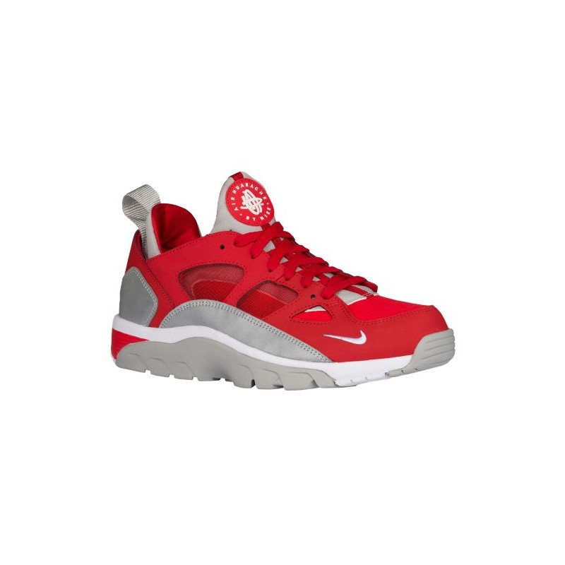 Nike Air Trainer Huarache Low - Men's - Training - Shoes - University Red/ White ...