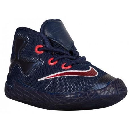 Lebron James Nike Commercial 2014 Nike Lebron Xiii Boys Infant Basketball Shoes Lebron James Midnight Navy Universit