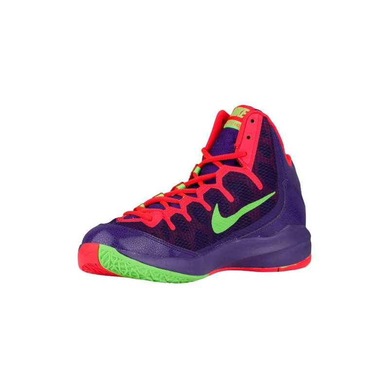 ... Nike Zoom Without A Doubt - Men's - Basketball - Shoes - Court Purple/ Chrome ...