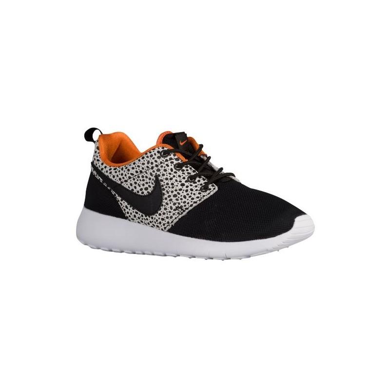 Nike Roshe One - Boys' Grade School - Running - Shoes - Black/Black ...