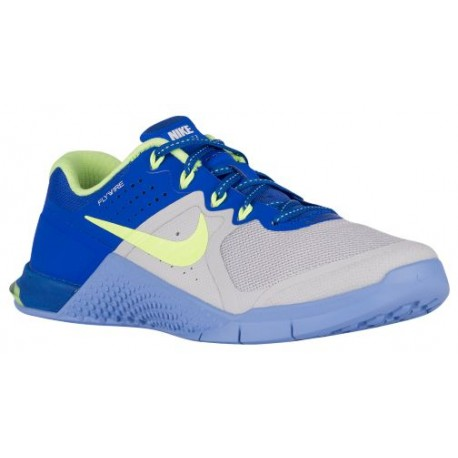 Nike Metcon 2 Women s Training Shoes Pure Platinum Racer Blue