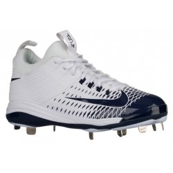 Nike Trout 2 Pro - Men's - Baseball - Shoes - Mike Trout - White/Navy-sku:07133140