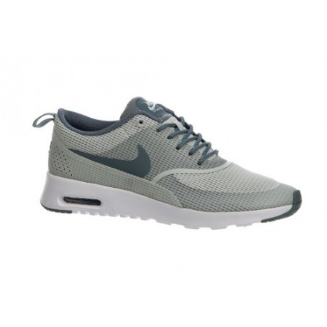 Nike Air Max Thea - Women's - Running - Shoes - Light Silver/Hasta/