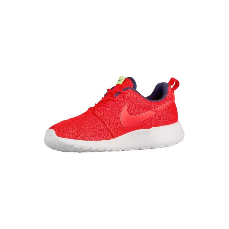... Nike Roshe One - Women's - Running - Shoes - Bright Crimson/Bright  Crimson/ ...