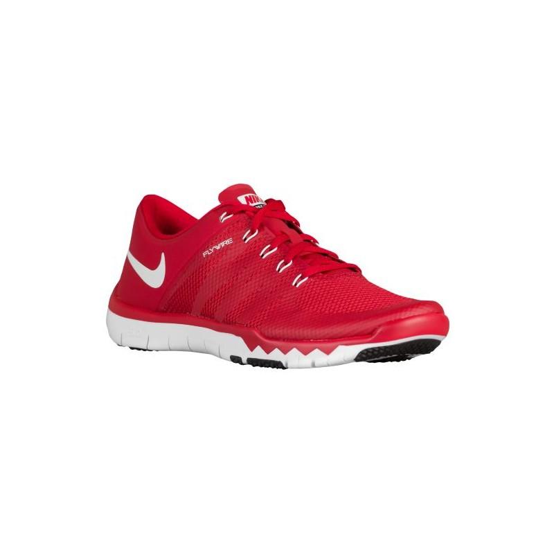 Nike Free 5.0 V6 Rojo De Los Hombres MxA9u