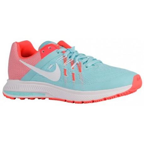 timeless design 835e7 0022d Nike Air Zoom Winflo 2 - Women's - Running - Shoes - Copa/White/Hyper  Orange-sku:07279400