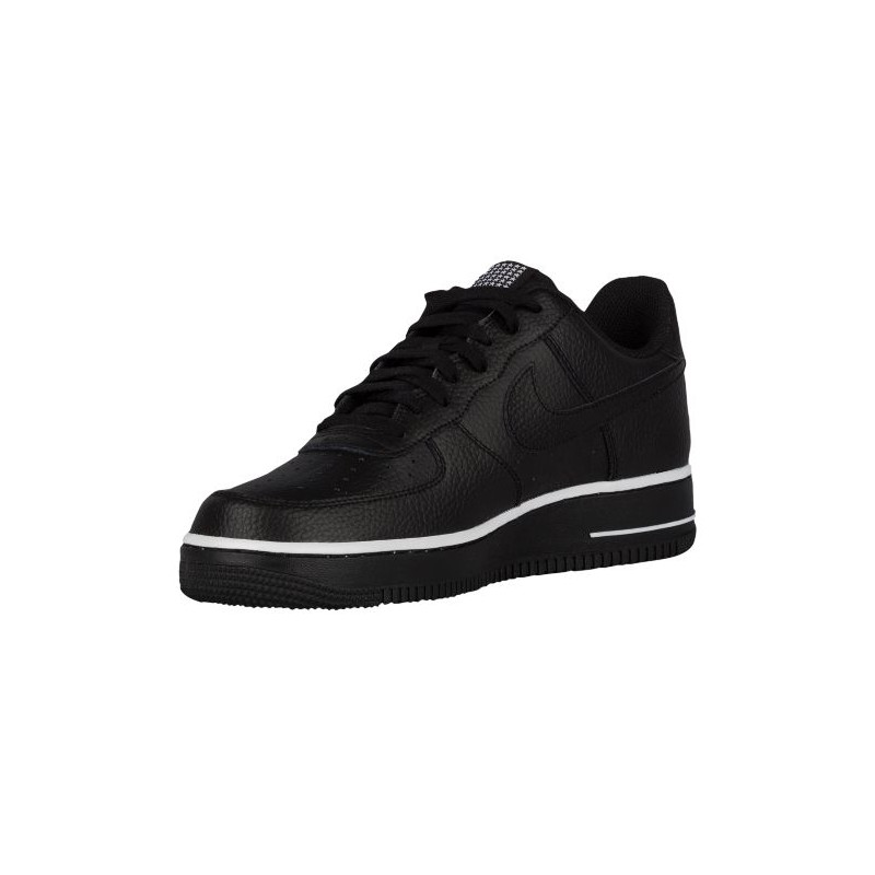 air force 1 nike black nike air force 1 low men 39 s. Black Bedroom Furniture Sets. Home Design Ideas
