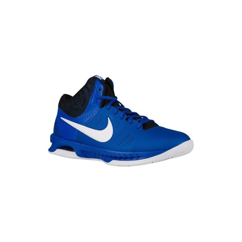 Nike Air Visi Pro VI - Men's - Basketball - Shoes - Game Royal/Black ...
