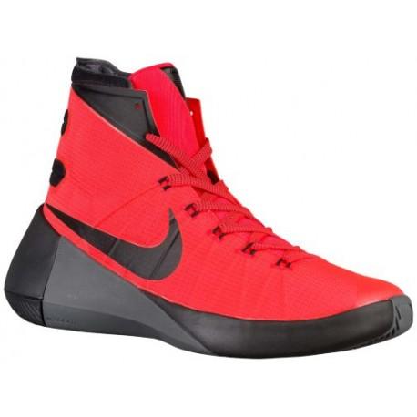 brand new 4053d 73221 nike hyperdunk 2015,Nike Hyperdunk 2015 - Men s - Basketball - Shoes -  Bright Crimson Dark Grey Black-sku 49561600