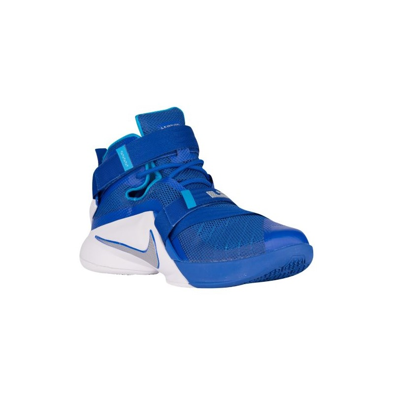 768877f9897d Cheap New Nike Zoom Soldier 8 Player Pack Game Royal White Blue ...