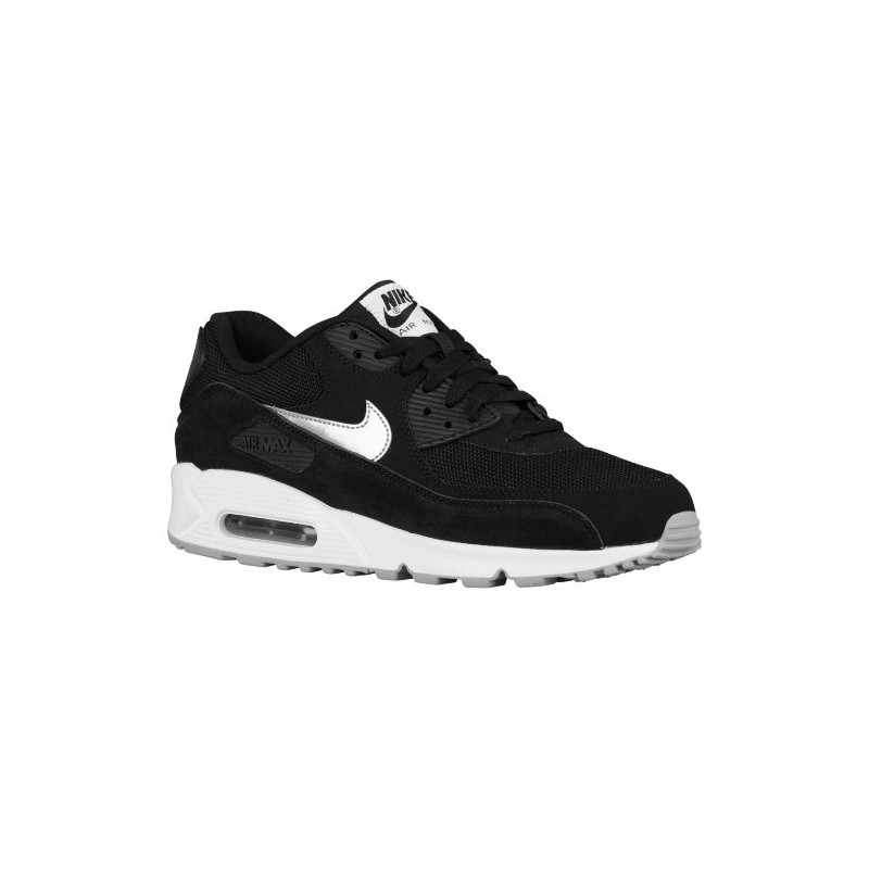silver nike air max 90,Nike Air Max 90 - Men's - Running ...