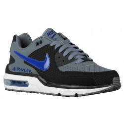 Nike Air Max Wright  - Men's - Running - Shoes - Dark Grey/Deep Royal Blue/White-sku:7974007