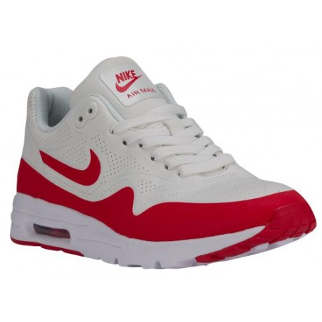 Nike Air Max 1 Ultra - Women's - Running - Shoes - Summit White/University Red/White-sku:04995102