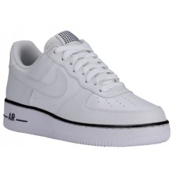 Nike Air Force 1 Low - Men's - Basketball - Shoes - White/Black/White-sku:88298160