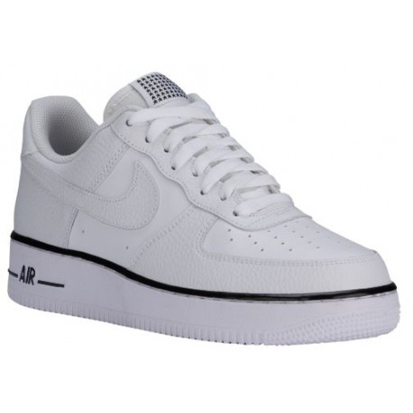 nike men's air force 1 low basketball shoes white men's