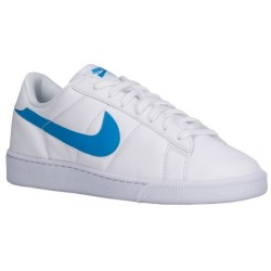 Nike Tennis Classic - Men's - Casual - Shoes - White/Orion Blue-sku:12495144