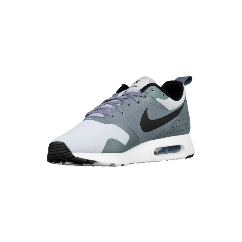 741ca6c00b8 Black And Grey Nike Air Max Running Shoes
