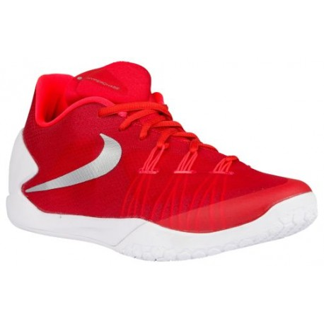 Correo morir Dominante  red nike mens shoes,Nike Hyperchase - Men's - Basketball - Shoes -  University Red/White/Bright Crimson/Silver-sku:49554601