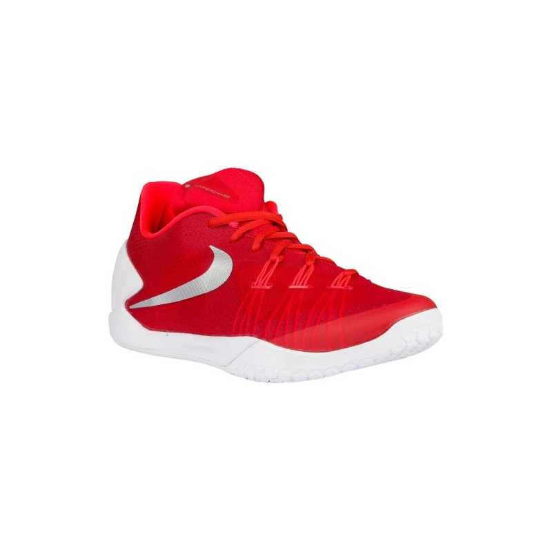 Nike Hyperchase  Mens  Basketball  Shoes  University RedWhiteBright Crimson