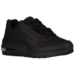 Nike Air Max LTD - Men's - Running - Shoes - Black/Black/Black-sku:87977099