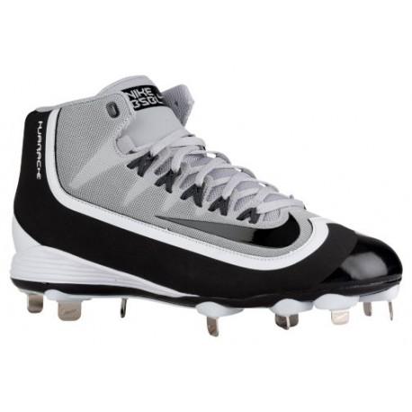 the best attitude c2405 49626 nike air huarache pro mid metal,Nike Huarache 2K Filth Pro Mid - Men s -  Baseball - Shoes - Wolf Grey Black Anthracite White-sk