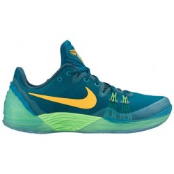 Nike Kobe Venomenon 5 - Men's - Basketball - Shoes - Kobe Bryant - Radient Emerald/Laser Orange/Green Strike-sku:49884383