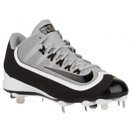 078f735c40665 ... usa nike huarache 2k filth pro low mens baseball shoes wolf grey 74ac7  d2efe